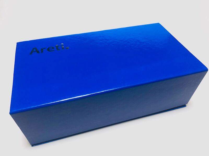 Aretiアレティ電動歯ブラシの口コミ1