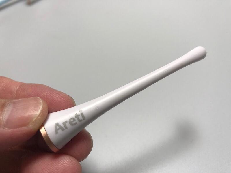 Aretiアレティ電動歯ブラシの口コミ23
