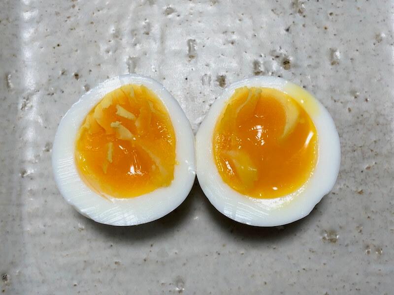 大同電鍋の口コミレビュー 卵4