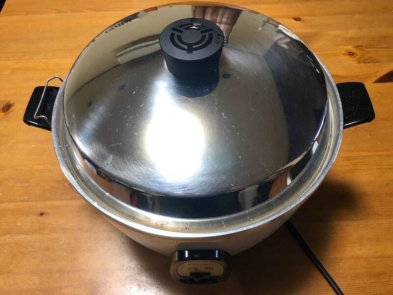 大同電鍋の口コミレビュー 炊飯3