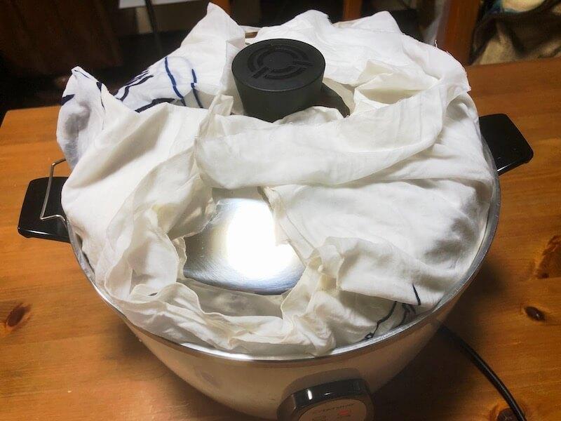 大同電鍋の口コミレビュー 蒸しパン