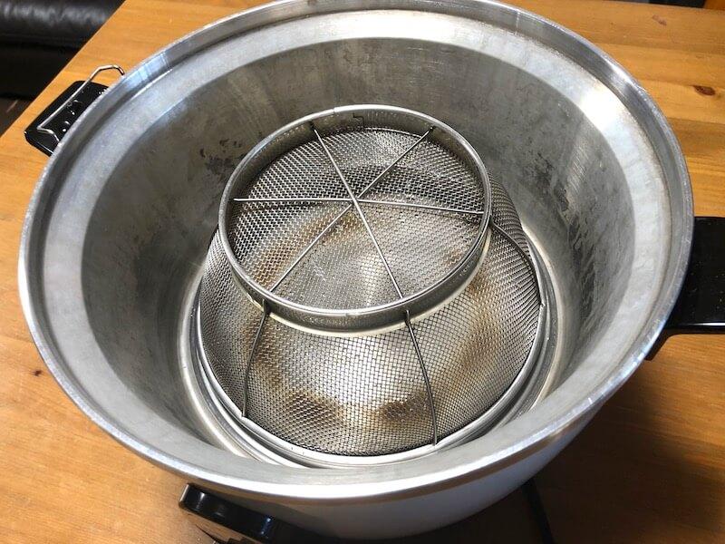 大同電鍋の口コミレビュー 肉まん2