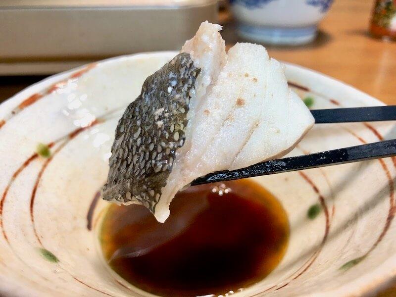 山内鮮魚店 寒鱈セット 鍋 身