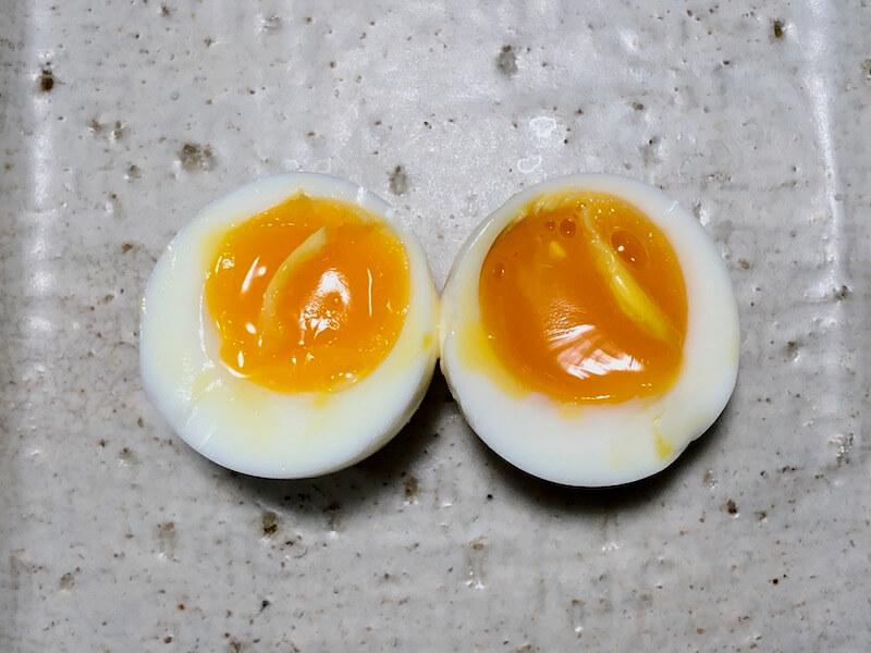 大同電鍋の口コミレビュー 卵5