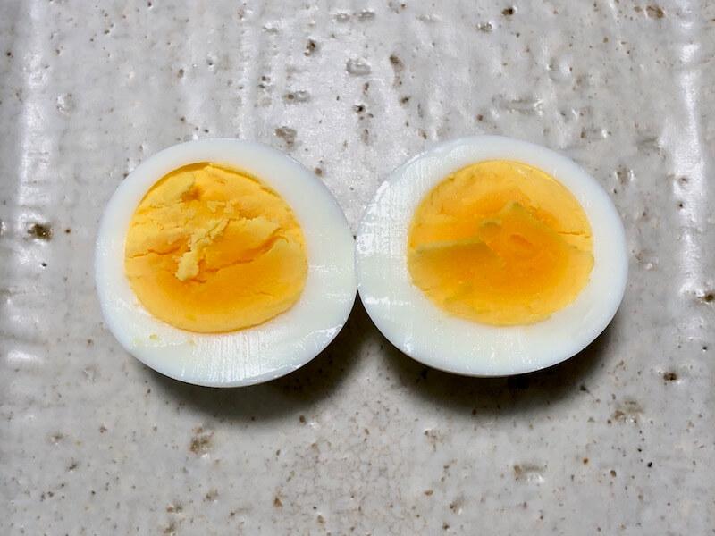 大同電鍋の口コミレビュー 卵6