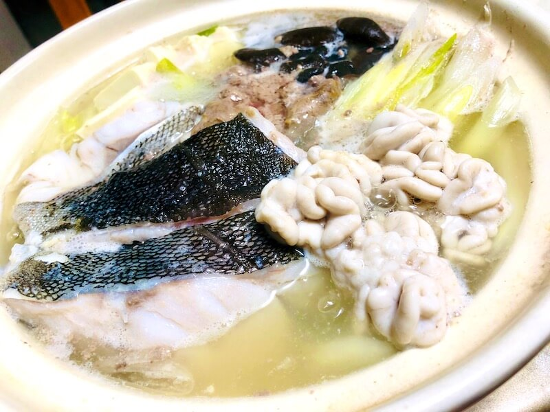 山内鮮魚店 寒鱈セット 鍋2