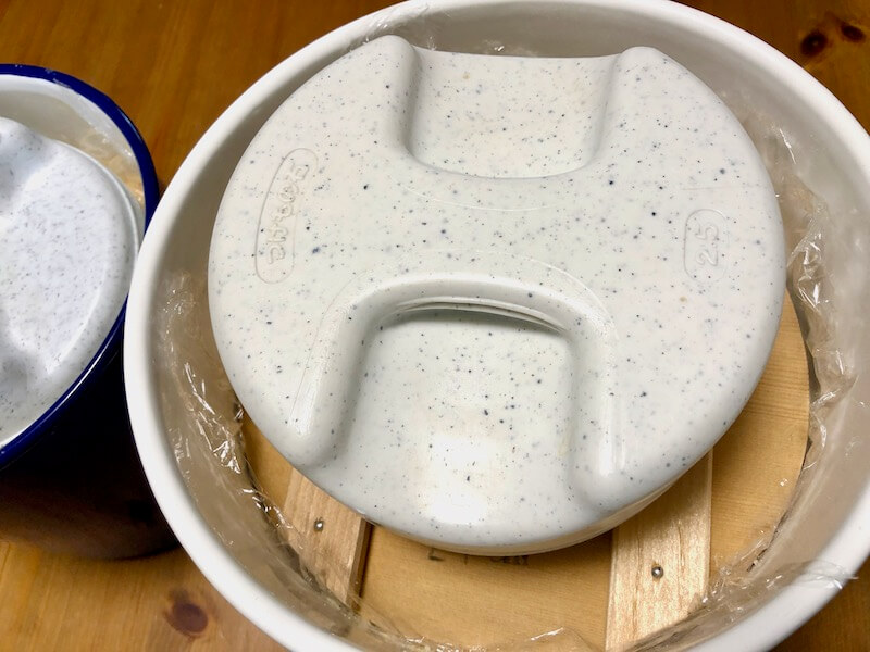 業務スーパーの材料で味噌38